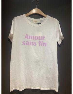 Samarreta Amour sans fin de la marca VICOLO